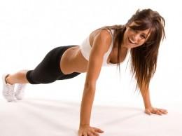 fitness push up